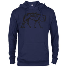 Western French Terry Hoodie