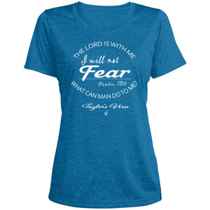 Taylor's Verse Ladies' Heather Dri-Fit T-Shirt