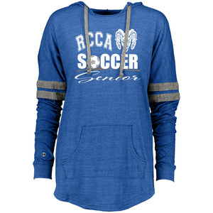 RCCA Soccer Ladies Hooded Low Key Pullover