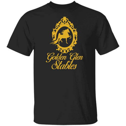 Golden Glen Stables 5.3 oz. T-Shirt