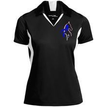 VP Ladies' Colorblock Performance Polo