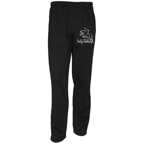Unity Stables Jumping Horse Youth Warm-Up Track Pants
