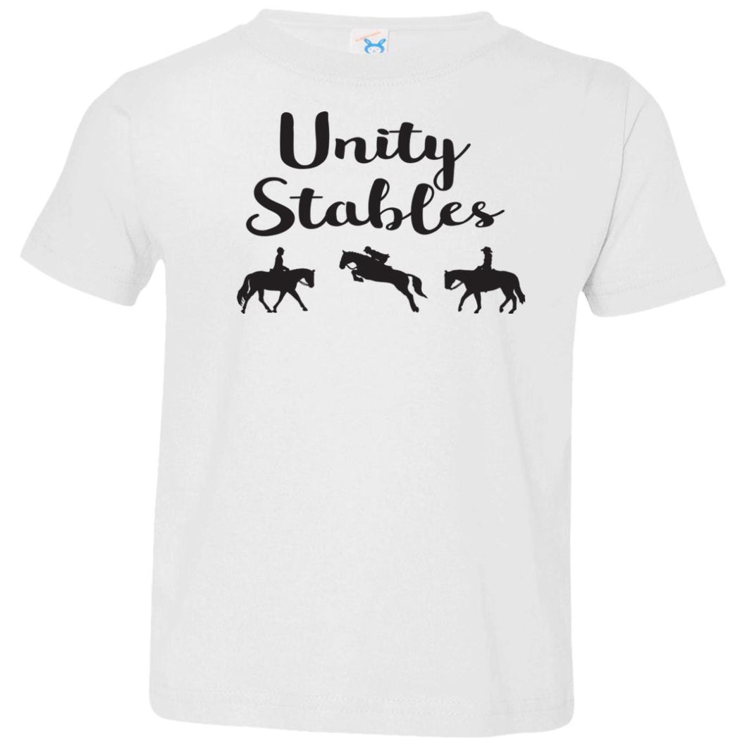 Unity Stables Toddler Jersey T-Shirt