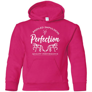 Perfection Youth Pullover Hoodie