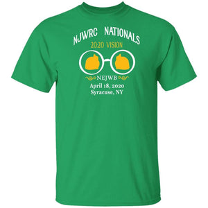 NJWRC Nationals Adult T-Shirt