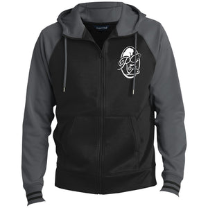 RGB Men's Sport-Wick® Full-Zip Hooded Jacket