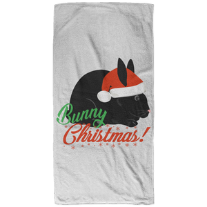 Christmas Bath Towel - 32x64
