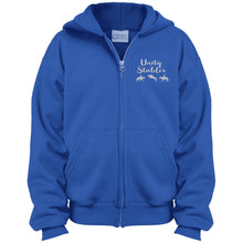 Unity Stables Youth Full Zip Hoodie