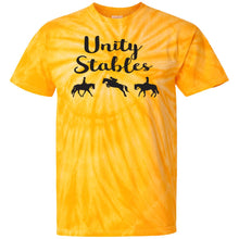 Unity Stables Tie Dye T-Shirt