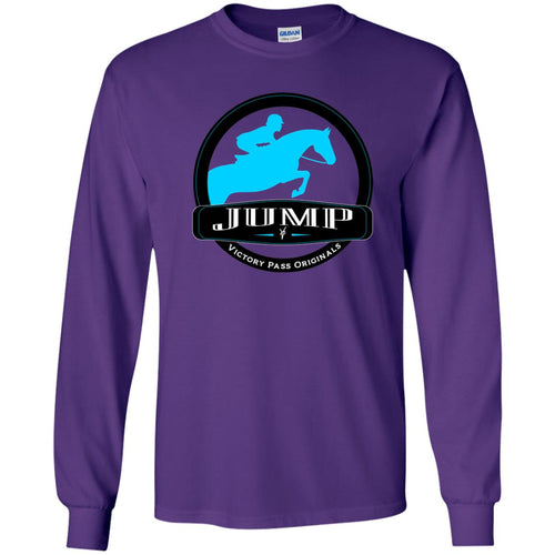 Jump Badge Youth LS T