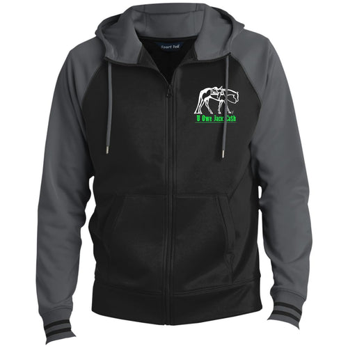 Men's Sport-Wick® Hooded Jacket Customize to Celebrate
