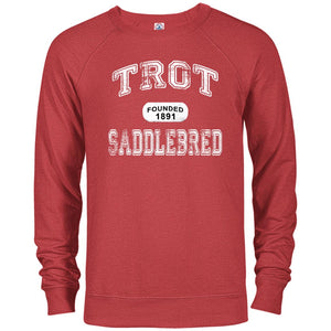 Saddlebred French Terry Crew Sweatshirt