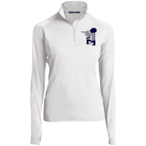 Timber Creek Women's 6.8 oz. 1/2 Zip Performance Pullover