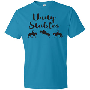 Unity Stables Youth Lightweight T-Shirt 4.5 oz