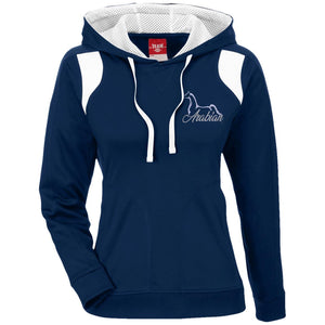 Arabian Ladies Colorblock Poly Hoodie