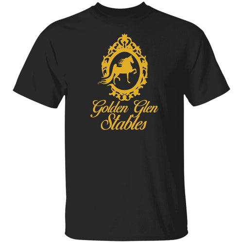 Golden Glen Stables Youth 5.3 oz  T-Shirt