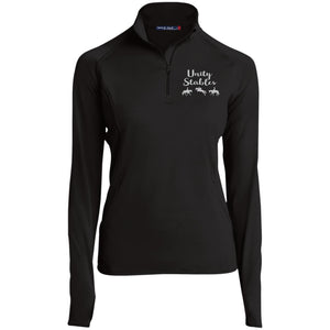 Unity Stables Women's 1/2 Zip Performance Pullover