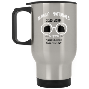 NJWRC Nationals Stainless Travel Mug