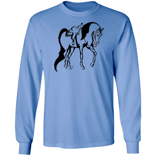 Relaxed Fit Unisex Long Sleeve T