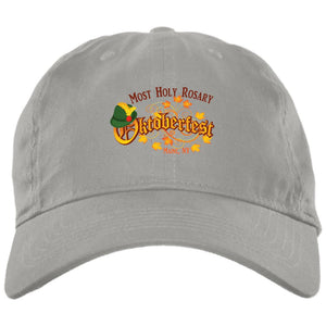 Oktoberfest Brushed Twill Unstructured Dad Cap