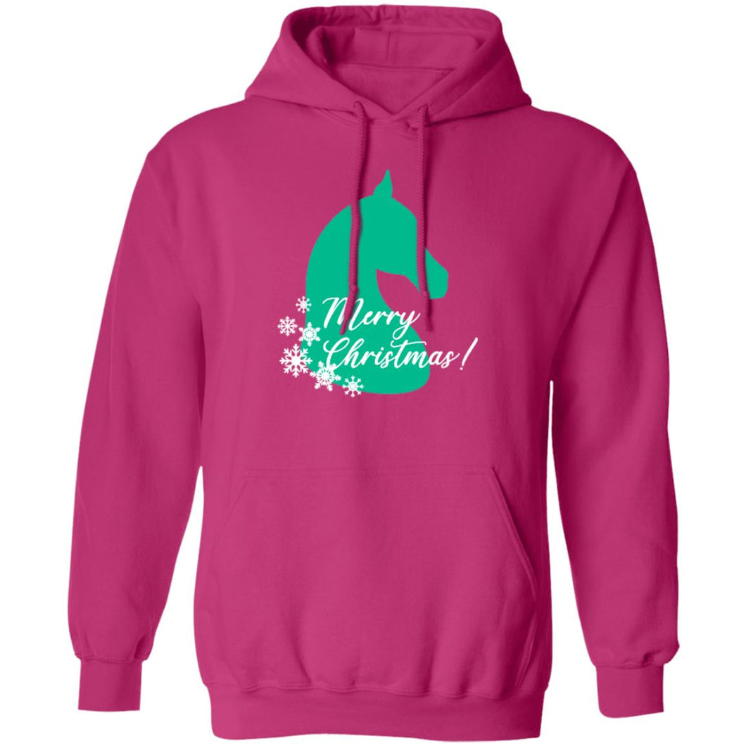 Merry Christmas Pullover Hoodie
