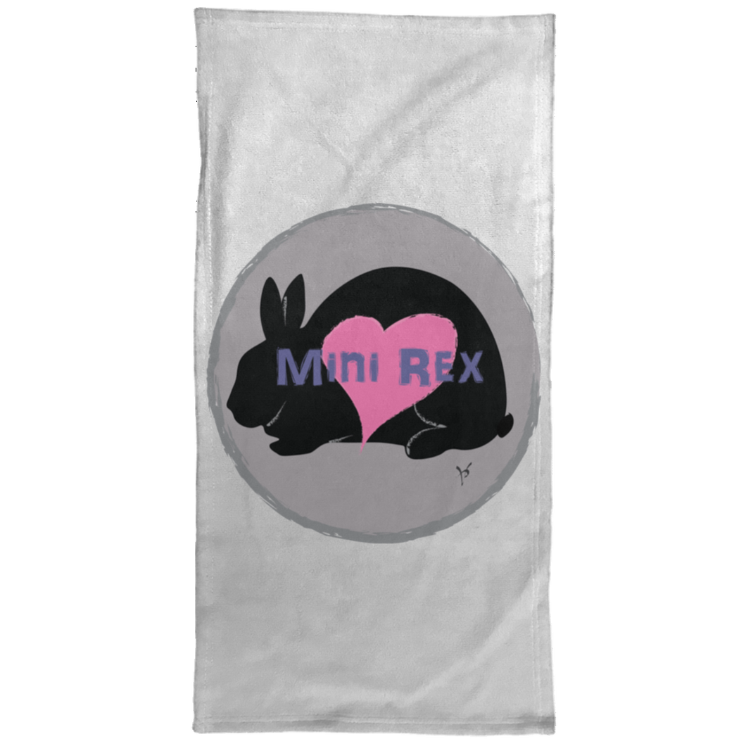 Mini Rex Hand Towel - 15x30