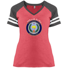 Haidong Gumdo Ladies' Game V-Neck T-Shirt