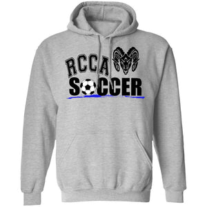 RCCA Soccer Pullover Hoodie 8 oz.