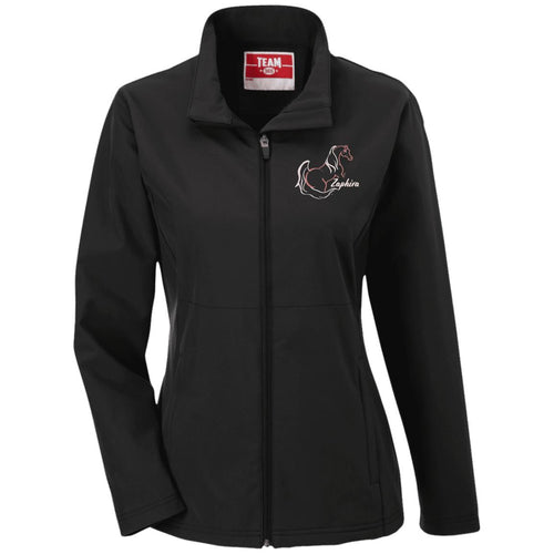 Ladies' Soft Shell Jacket Customize to Celebrate