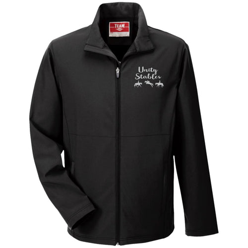Unity Stables Men's Soft Shell Jacket
