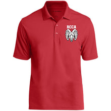 RCCA Dry Zone UV Micro-Mesh Polo