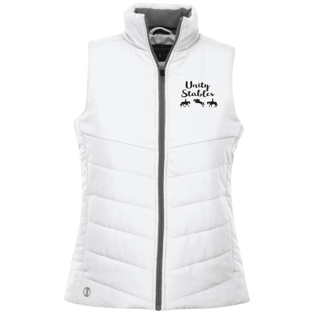 Unity Ladies' Quilted Vest by Holloway