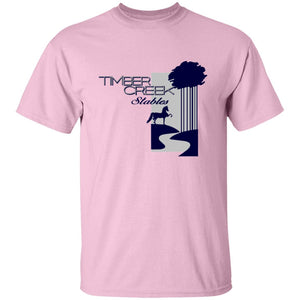 Timber Creek Stables Youth 5.3 oz T-Shirt