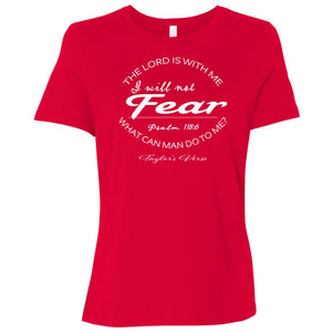 Taylor's Verse Ladies' Short-Sleeve T-Shirt