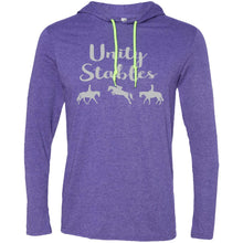 Unity Stables Unisex LS T-Shirt Hoodie