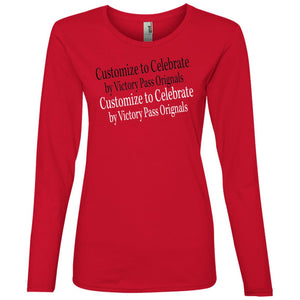 Ladies' Lightweight LS T-Shirt