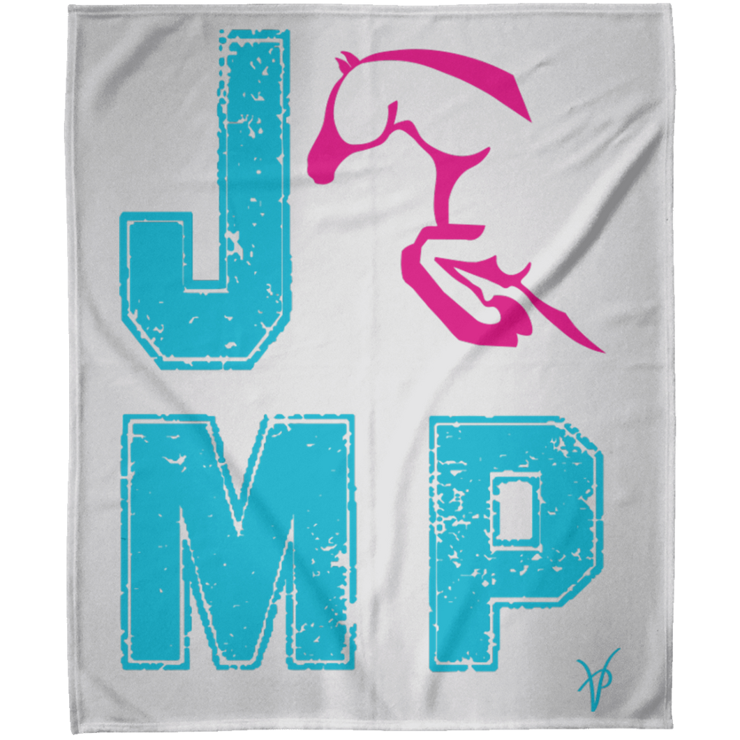 JUMP Fleece Blanket 50x60