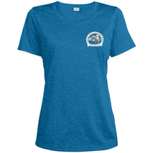 ESAHA Ladies' Heather Dri-Fit Moisture-Wicking T-Shirt
