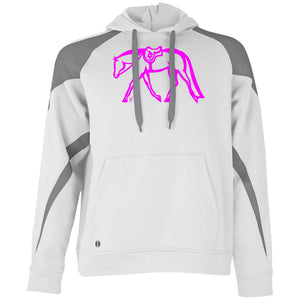 Hunter Holloway Colorblock Hoodie