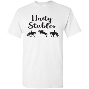 Unity Stables Youth 5.3 oz 100% Cotton T-Shirt