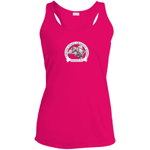 ESAHA Ladies' Racerback Moisture Wicking Tank