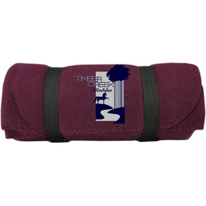 Timber Creek Port & Co. Fleece Blanket