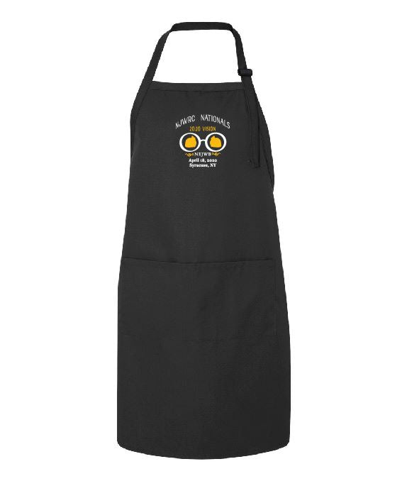 NJWRC Nationals Adult Apron