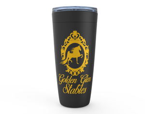 Golden Glen Stables Tumbler by Viking