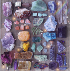 How to work with healing crystals and stones