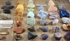 choosing crystals and stones