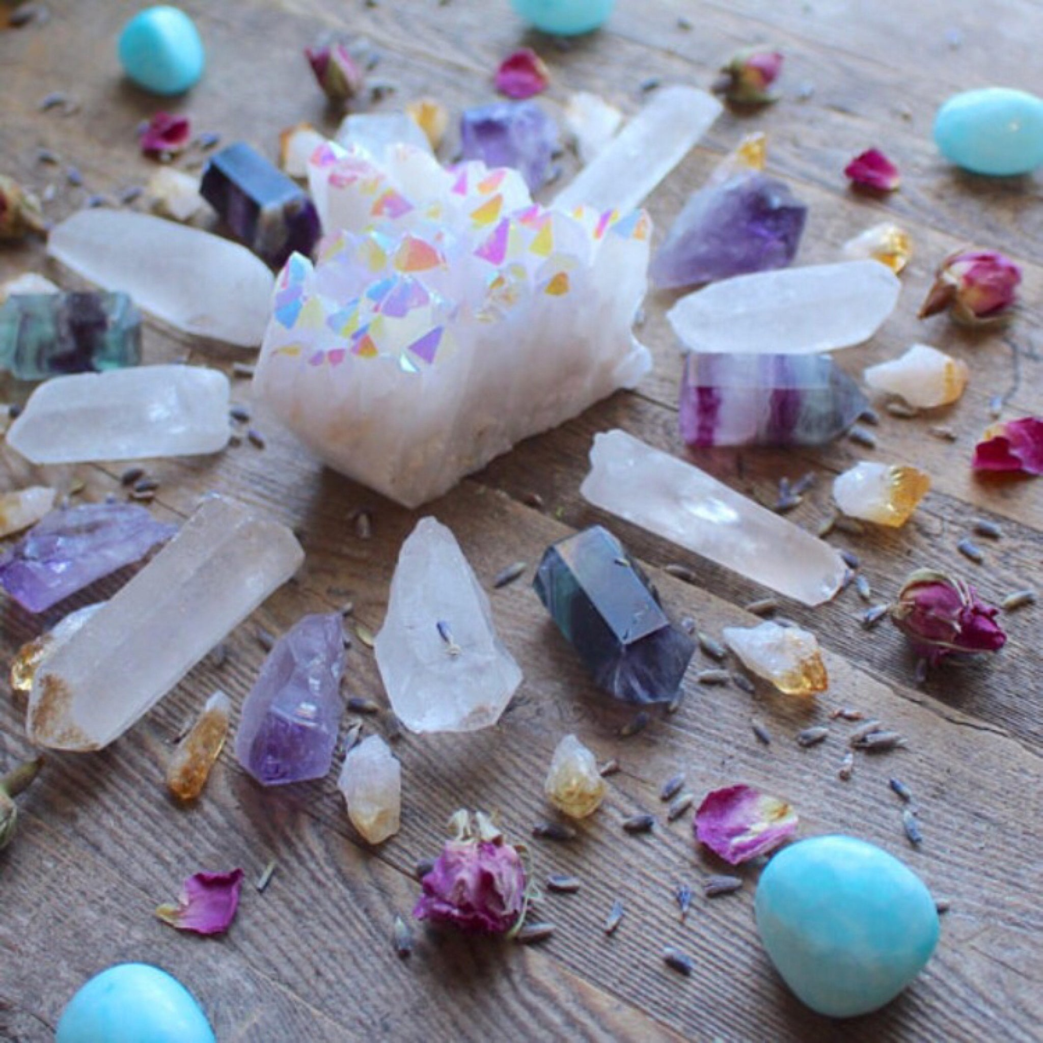 WORKSHOP | Crystal eCourse | Healing Crystals and Stones course | Mini Email Class | Learn About Healing Crystals Holistic Healing