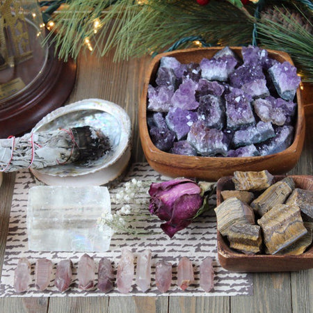 Mystery Box | Crystals Herbs Jewelry Decor