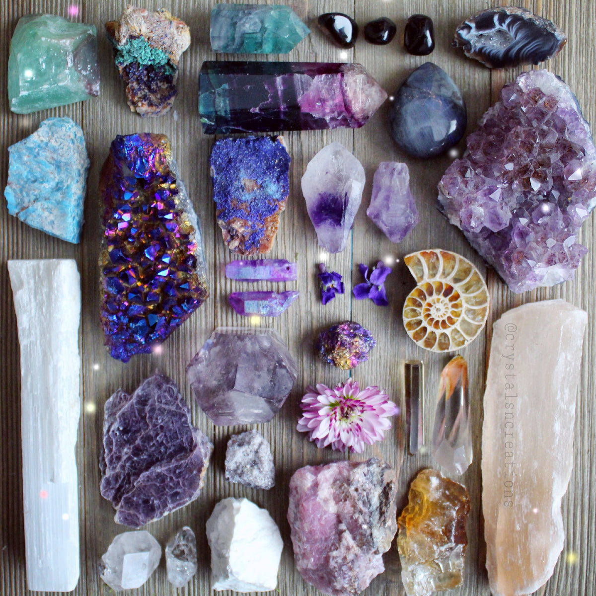 NEW Workshop: Crystals And The Law Of Attraction