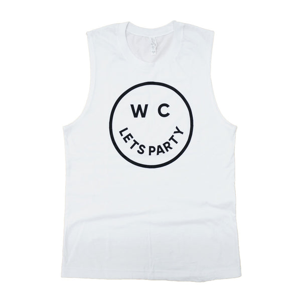 Keep it Clean Muscle Tank